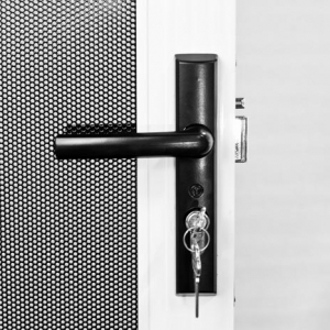 Metal Security Door