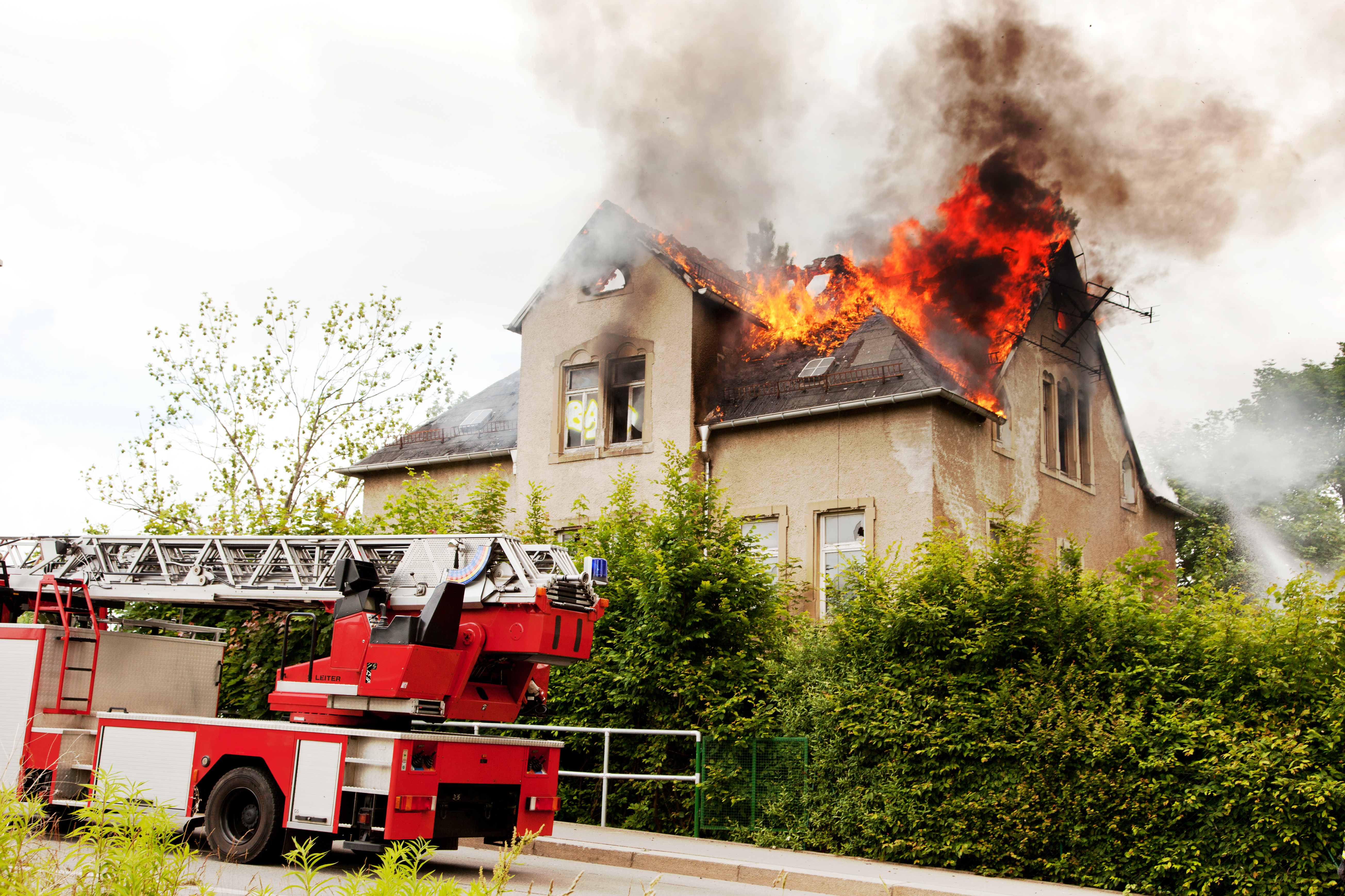 CommandeX - How to Protect Your Home in Case of a House Fire