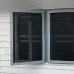 fire and emergency escape security screens