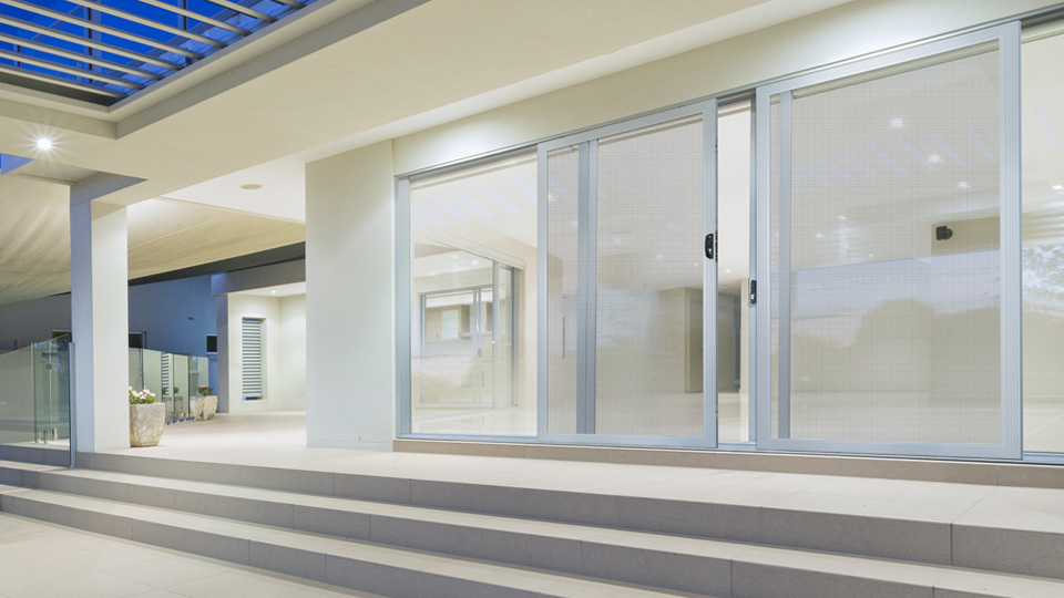 Security Sliding Doors