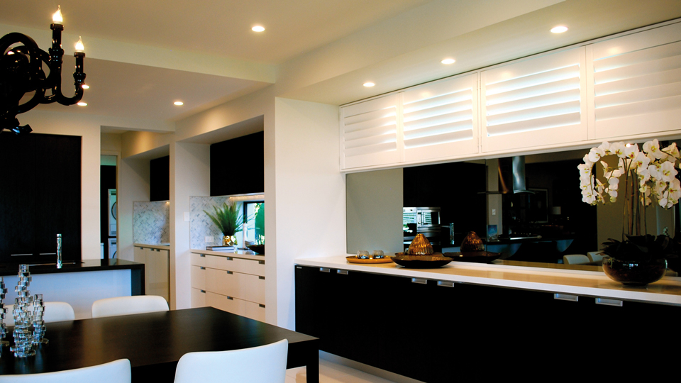Plantation Timber Shutters