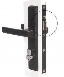Security Screen Door Lock