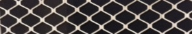 Diamond grille mesh